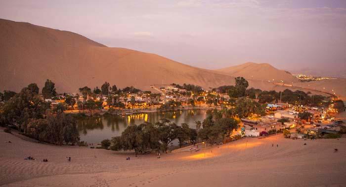 Oaza Huacachina: divljajte buggyem po najvišim dinama u Južnoj Americi