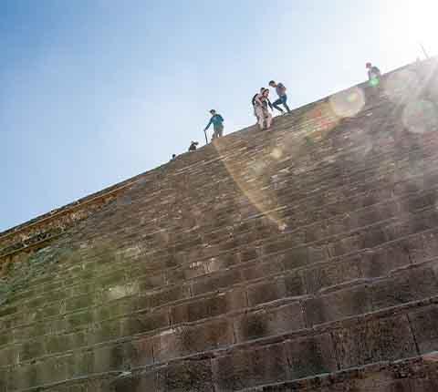 Piramida sunca u zagonetnom Teotihuacanu