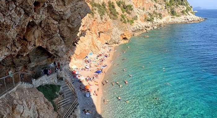 Plaža Pasjača, najatraktivnija plaža u Hrvatskoj