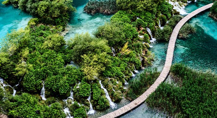 Simbioza s prirodom: Plitvička jezera