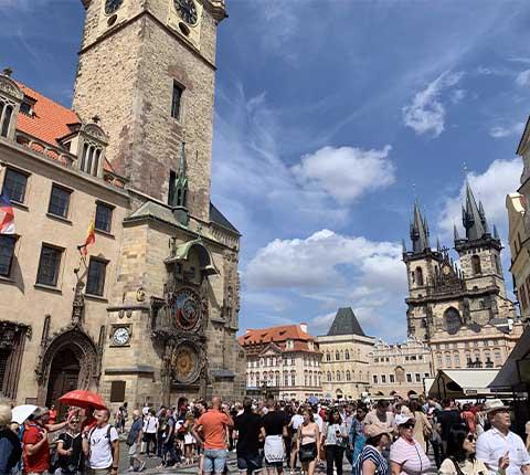 11 zlatnih u zlatnom Pragu