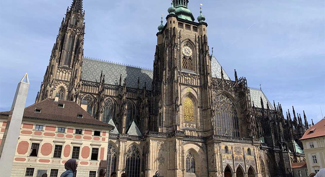 Katedrala svetog Vida u Pragu