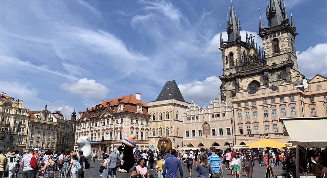 Starogradski trg u Pragu