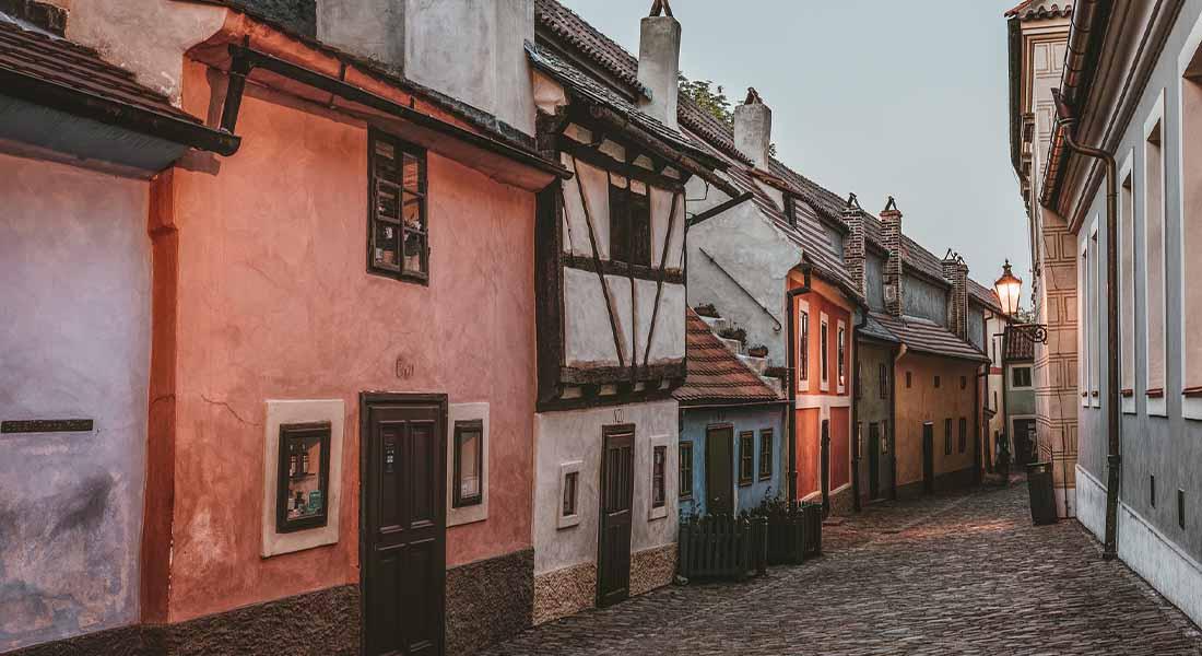 Zlatna ulica u Pragu