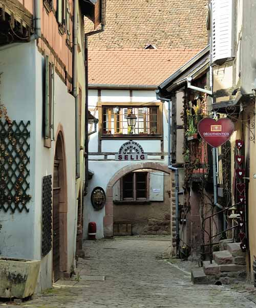 Riquewihr Francuska 2