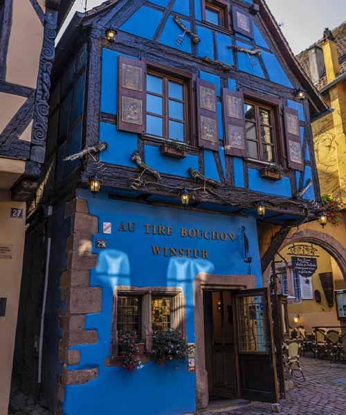Riquewihr Francuska 3