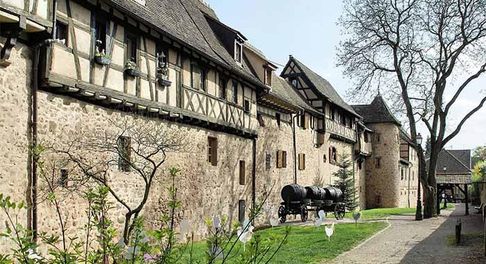 Riquewihr, najljepše selo u Francuskoj