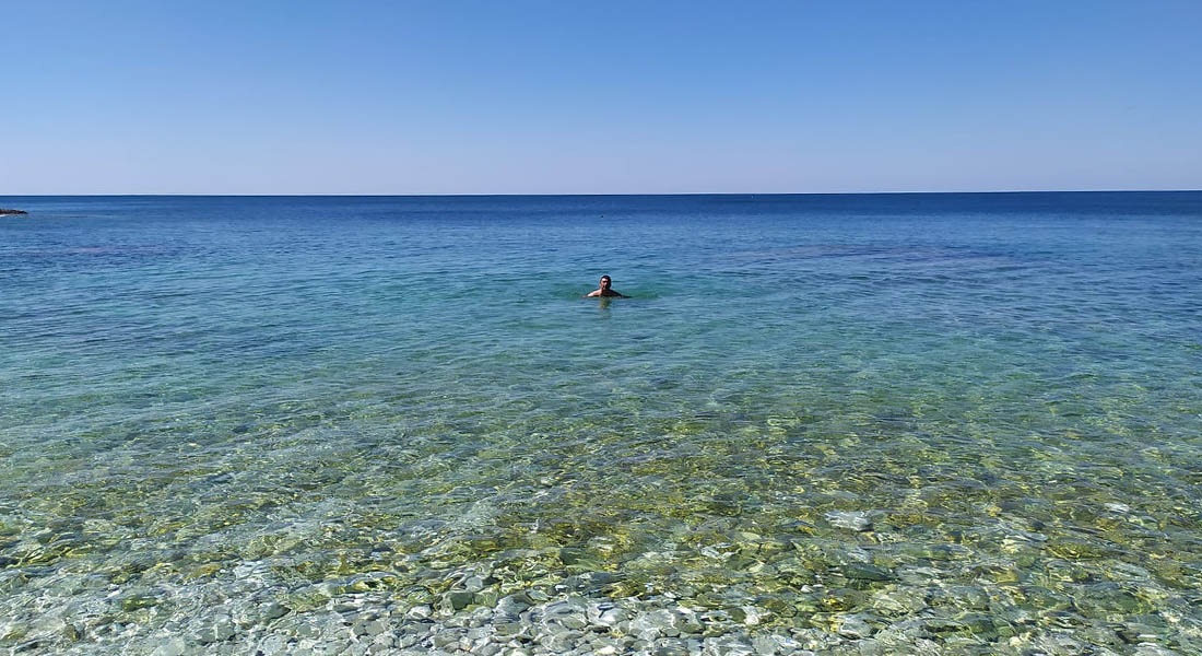 Kupanje na Rtu Kamenjak