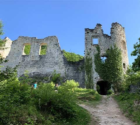 Stari grad Samobor: mjesto ludih tuluma u prošlosti