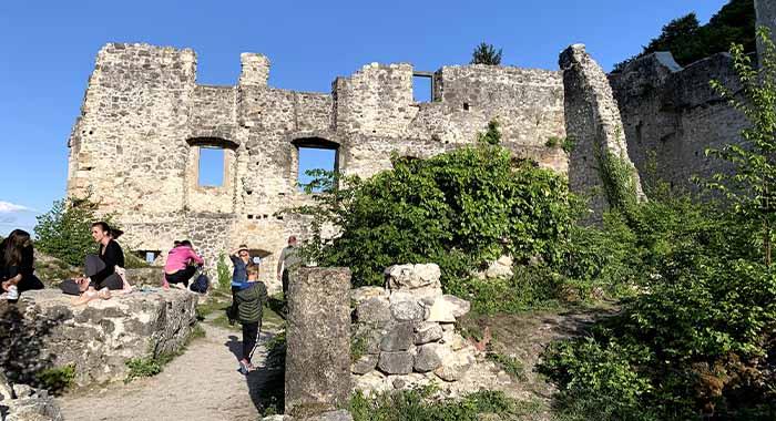 Stari grad Samobor: mjesto razuzdanih zabava u prošlosti