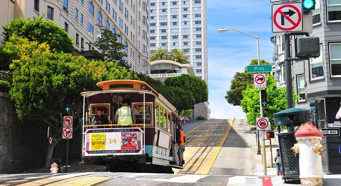 Cable Car u San Franciscu