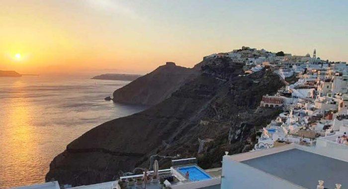 Obilazak Santorinija u vlastitom aranžmanu: autom po otoku