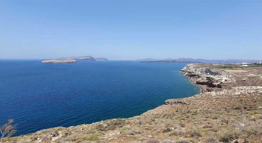 Putovanje na Santorini