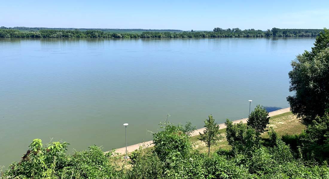 Obala Dunava u Šarengradu