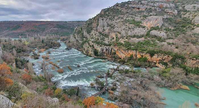 Jeste li posjetili amfiteatar u Nacionalnom parku Krka?