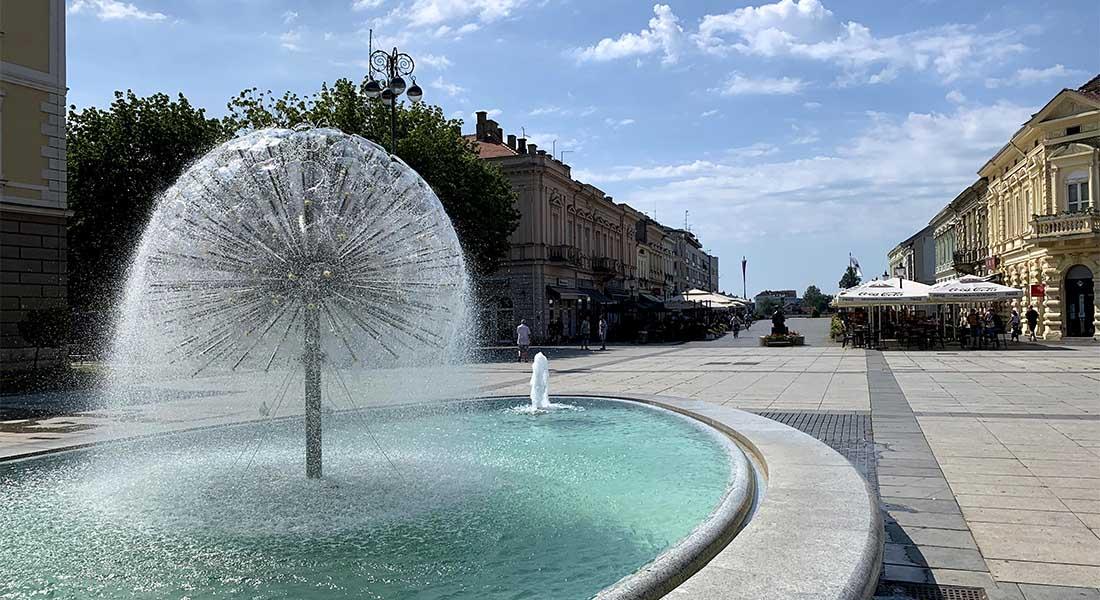 Fontana na Korzu