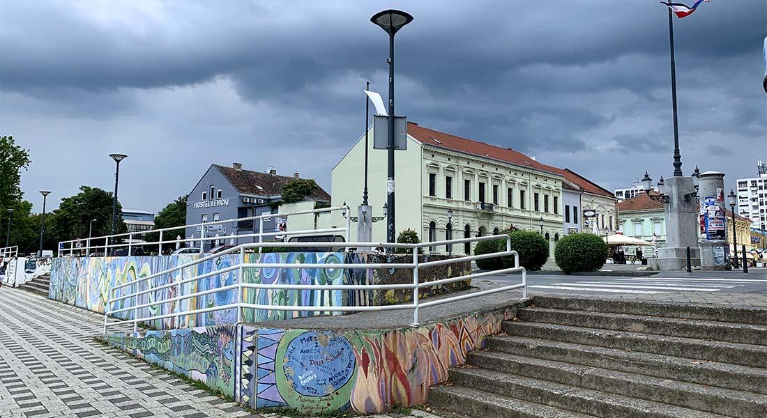 Kuća Brlićevih u Slavonskom Brodu