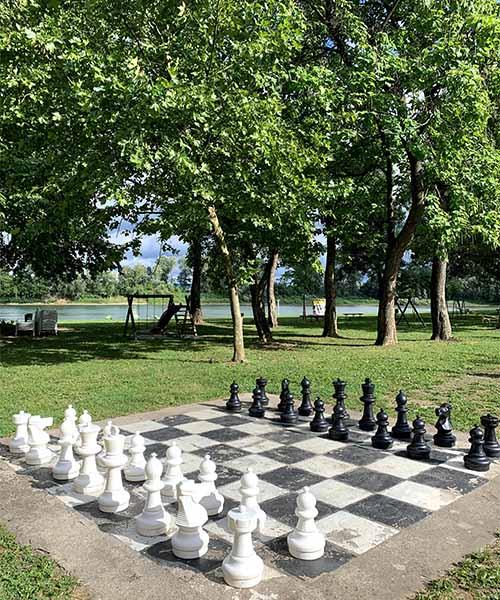 Šah na Poloju