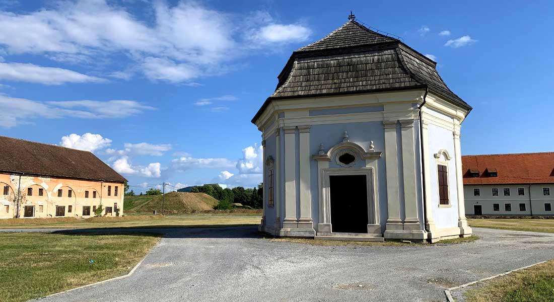 Kapela svete Ane u tvrđavi u Slavonskom Brodu