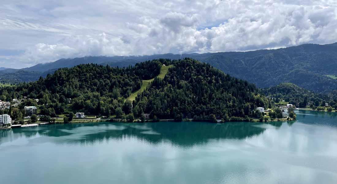 Ljetno sanjkanje na Bledu