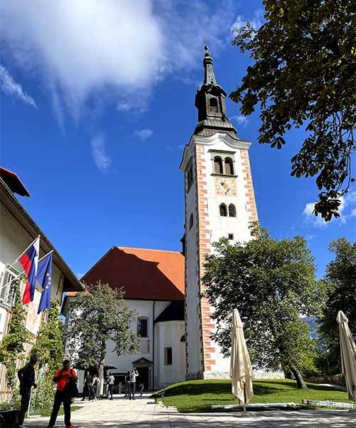 Crkva na Bledu