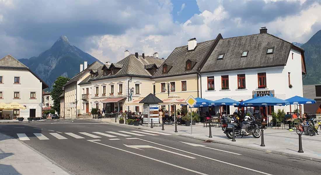 Dolina rijeke Soče, Bovec