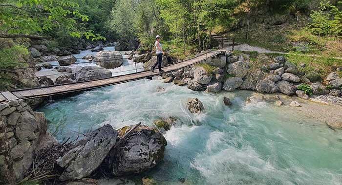 Avantura na Soči, 2. dio: slapovi, kanjoni, izvor i utvrde