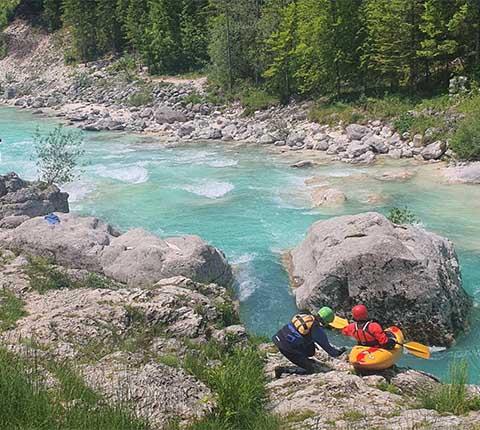 Dolina rijeke Soče: trodnevni road trip, 1.dio