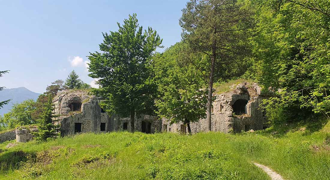 Utvrda Hermann u Sloveniji