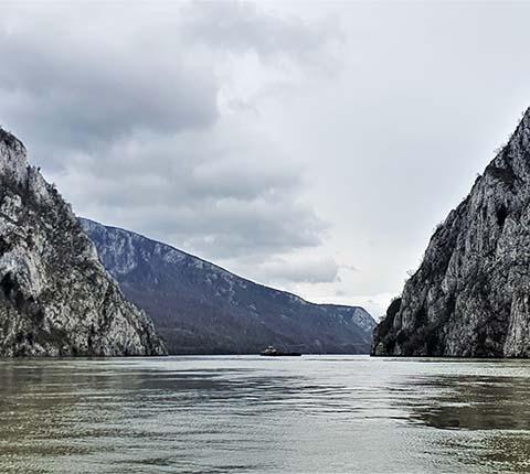 Đerdapska klisura: najveći kanjon u Europi