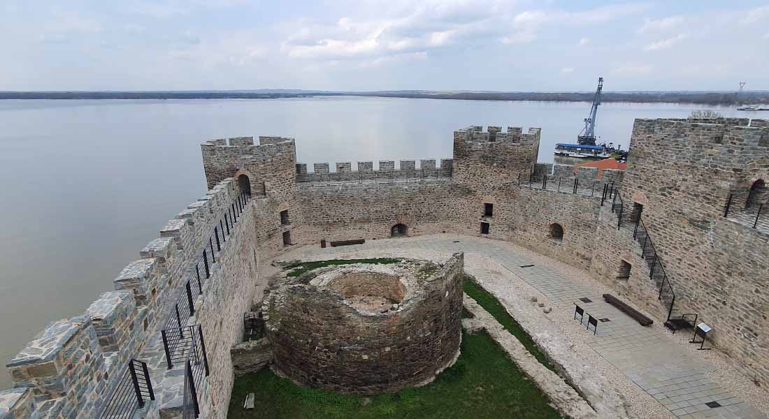 Ramska tvrđava u Srbiji