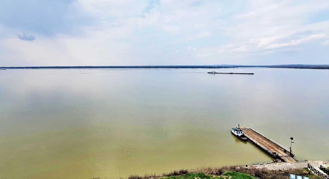Skela na Dunavu u Ramu