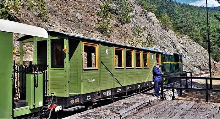 Šarganska osmica: vožnja vlakom kao turistička atrakcija