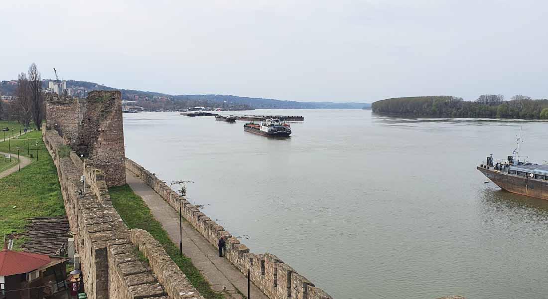 Dunav u Smederevu