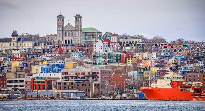 St. John's u Kanadi: lučki grad s najjačom plimom