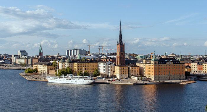 Dočekajte prvi dan ljeta u Stockholmu, let za 295 kuna!