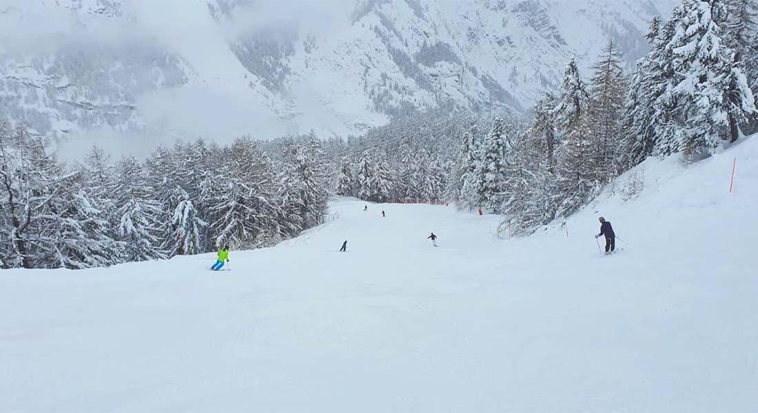Skijanje u Švicarskoj