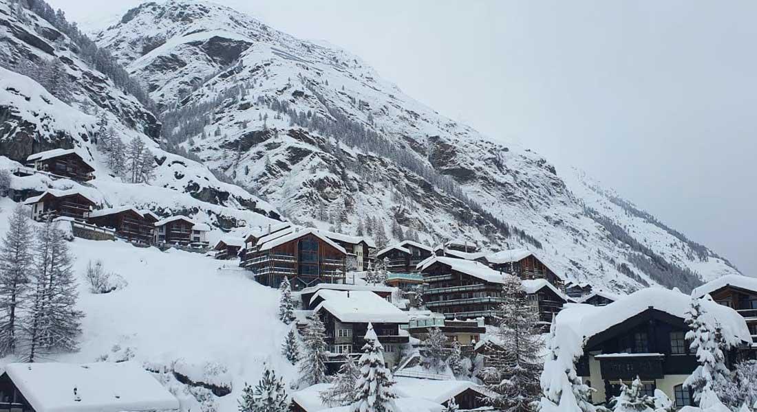 Zermatt u Švicarskoj