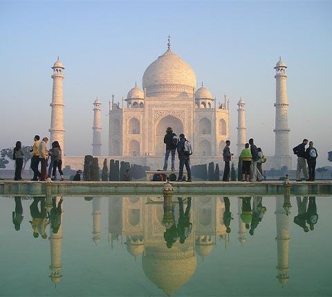 Taj Mahal, spomenik vječnoj ljubavi