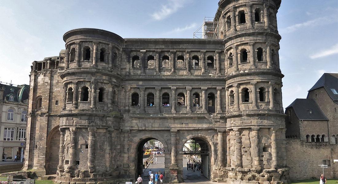 Stara gradska vrata u Trieru