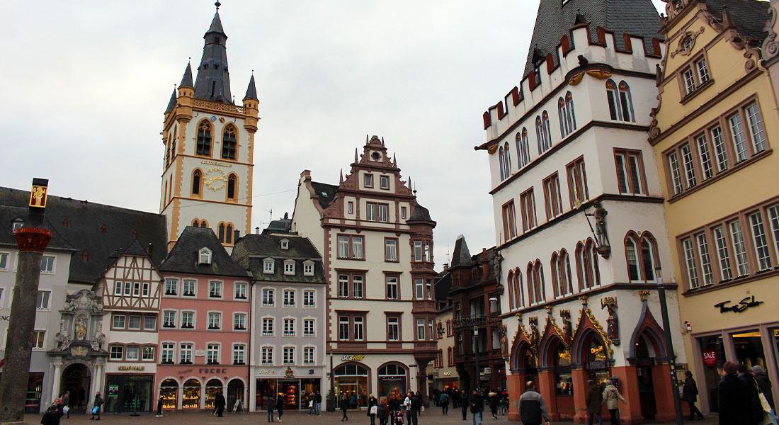 Glavni trg u Trieru