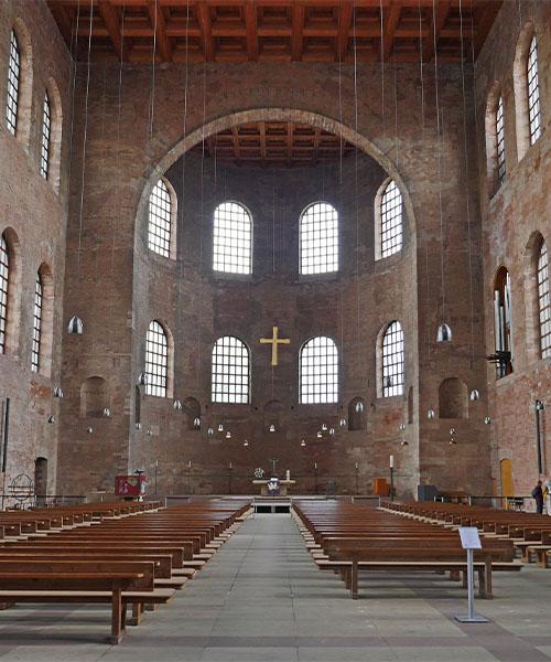 Bazilika cara Konstantina u Trieru