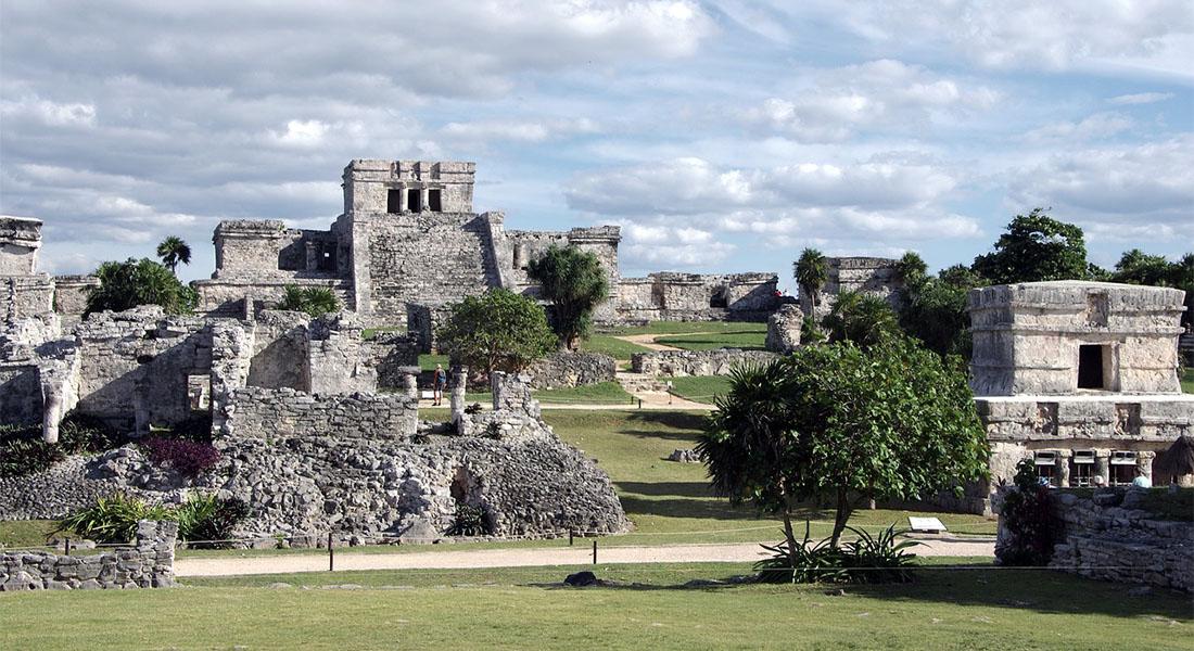 Grad Tulum u Meksiku