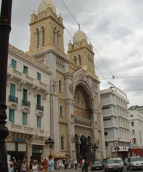 Katedrala u Tunisu