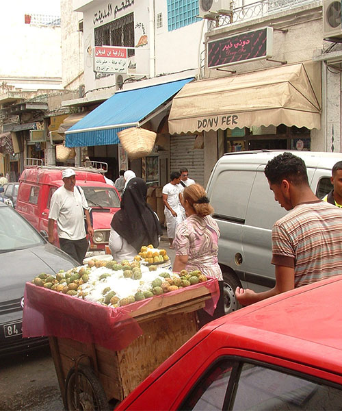 Obilazak medine u Tunisu