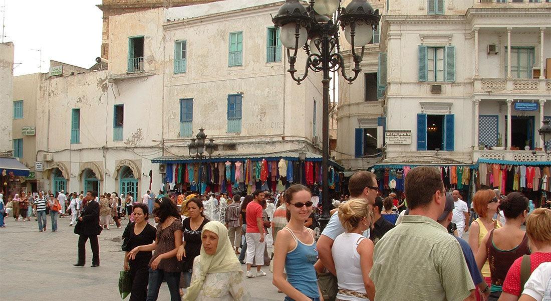 Medina u Tunisu