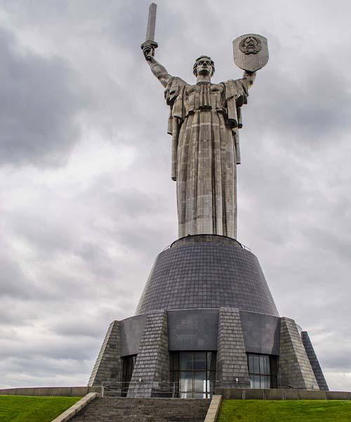 Kip Majka domovina u Kijevu