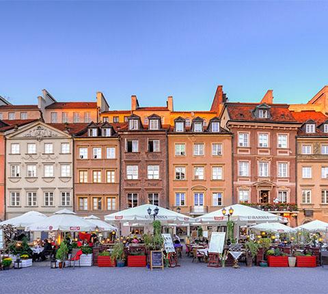 12 mjesta za posjetiti u Varšavi