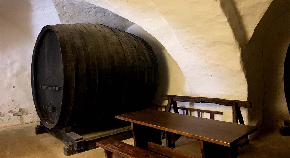Bačve za vino u Zagorju