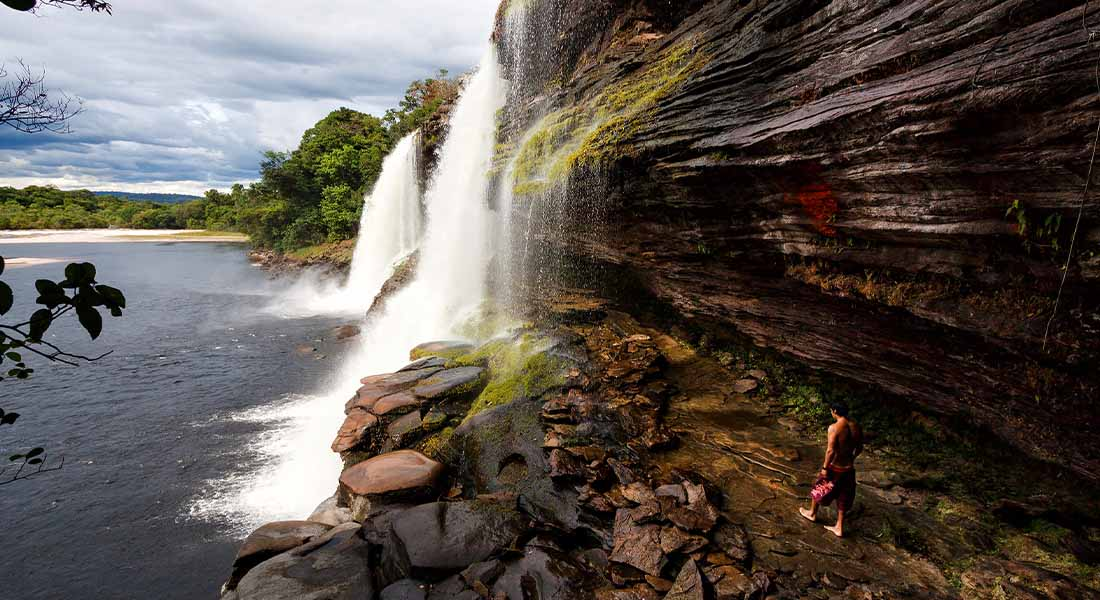 Nacionalni park Canaima
